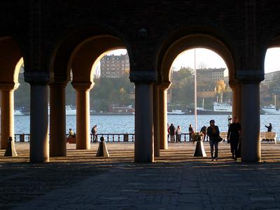 Borgargården i Stadshuset (Foto: Ståle)