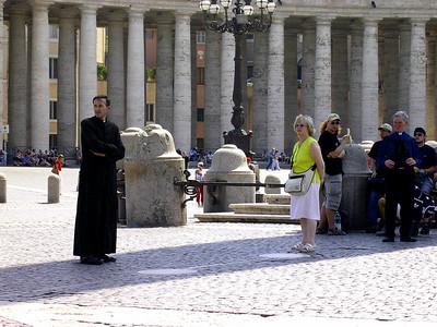 Leg og lærd på Petersplassen (Foto: Ståle)