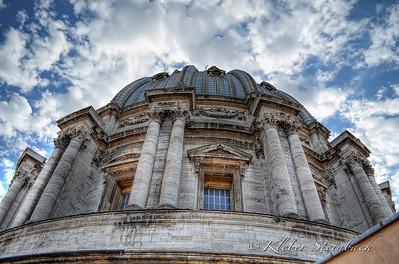 Cúpula da Basílica de São Pedro