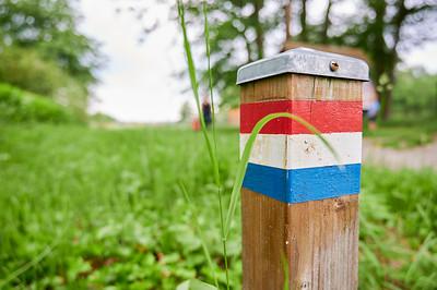 Grenzstein Niederlande