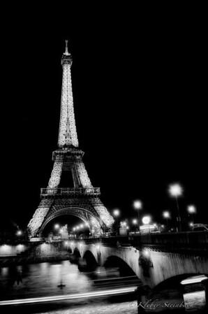 Torre Eiffel n.06 - B&W