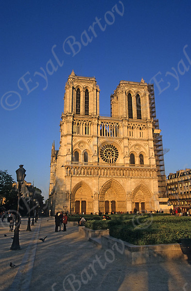 Cathedral of Notre Dame de Paris-קתדרלת נוטרדאם,פריז