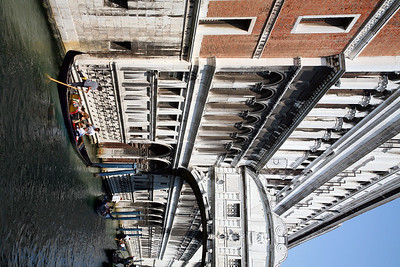 """""""I stood in Venice on the Bridge of Sighs, A palace and a prison on each hand."""" -- Lord George Gordon Byron"""