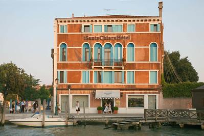 Santa Chiara Hotel in Pizzzale Roma Venice