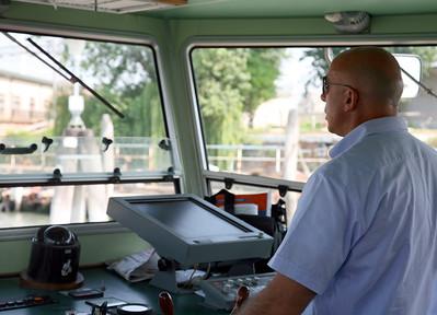 Vaporetto (boat-bus) Driver