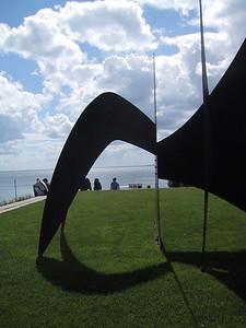Calder Sculpture Garden, Louisiana Museum, Denmark.