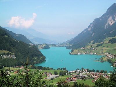 Lake Brienzersee, Switzerland