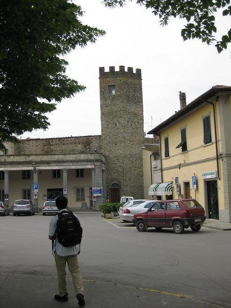 Vicchio main square