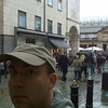 Me at the Covent Garden Market.