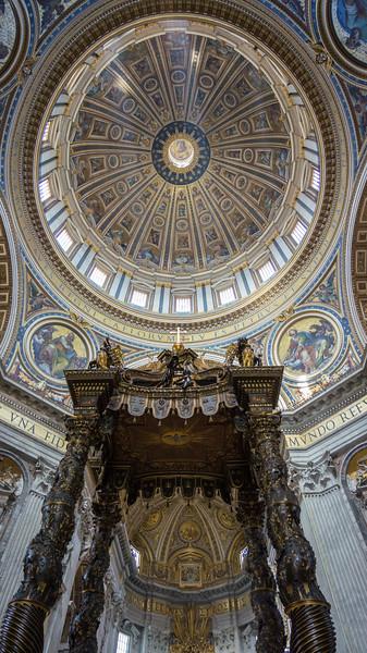 St. Peter's. Vatican.