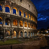 Colosseum. Hand held. 3