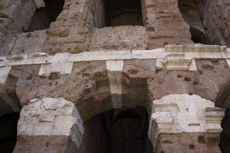 Colosseum. I just love keystones.
