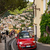Amalfi Coast. The roads are a bit narrow.
