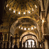 St. Mark's cathedral. Venice.