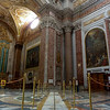 Santa Maria degli Angeli e dei Martiri. A church that acknowledges science and Galileo in particular. Michelangelo's last great building.
