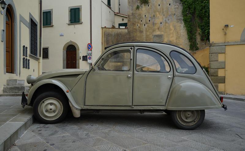 L'escargot. Italy. San Piero a Sieve