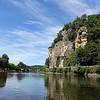 Cliffs and the Pont de Vitrac