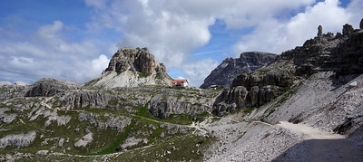 Rifugio Antonio Locatelli