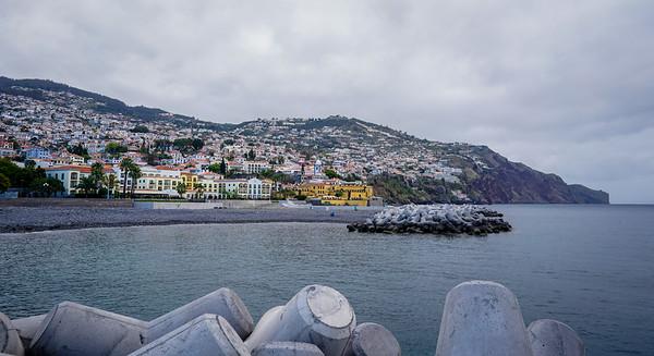 Walking around Funchal