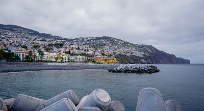 Walking around Funchal