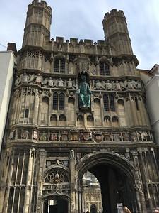 Canterbury Abbey