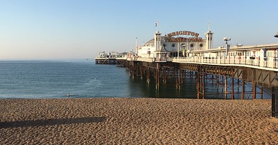 Yet another morning Brighton Pier