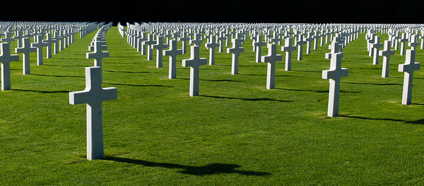 Luxembourg American Cemetery.