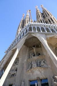 Familia Sagrada, Barcelona