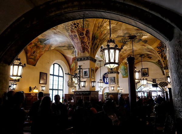 Beer hall, Munich