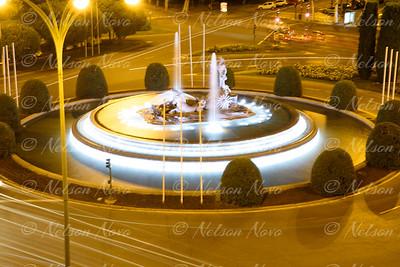 Neptune's Fountain Madrid