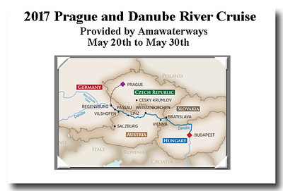 Prague & Danube River Cruise - 2017