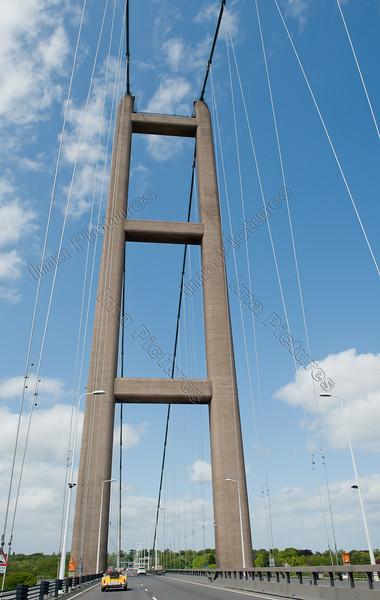 Humber bridge,Hull,Great Britain,Groot-Brittannië,Grande Bretagne