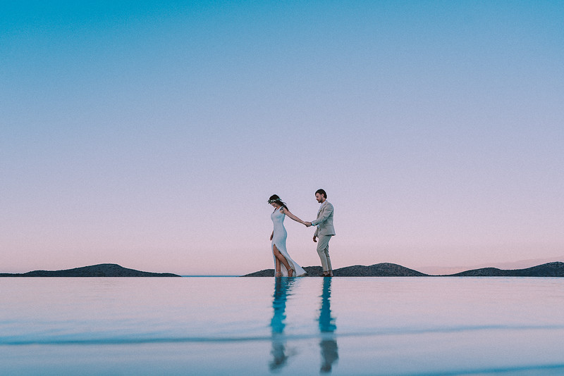 Elopement Wedding in Pag