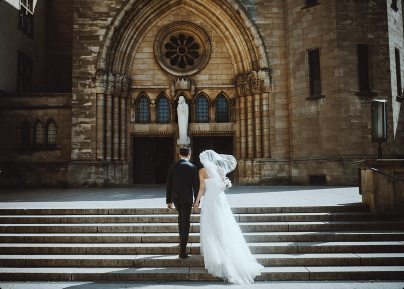 Elopement Wedding in Ankara