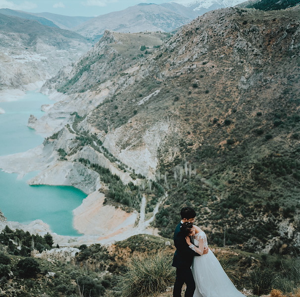 Elopement Wedding in  Lake Bled