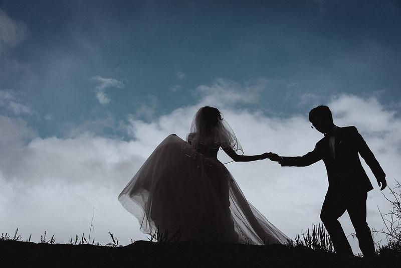 Elopement Wedding in Shikahogh State Reserve