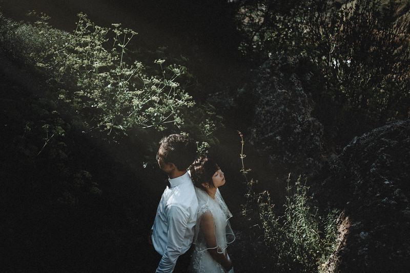 Elopement Wedding in Pripyatsky National Park