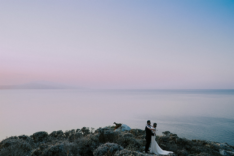 Elopement Wedding in Vis Island