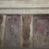 Atlantes figures in the tepidarium of the Forum Baths