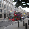 Famous Red Bus - London