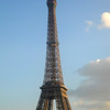 My favorite shot of the Eiffel Tower - river view.