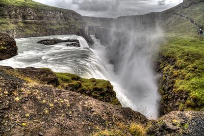 Lower Gullfoss