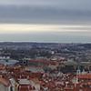 Day 07 - 001 - Prague - Sunrise Panorama from Strahov Monastery