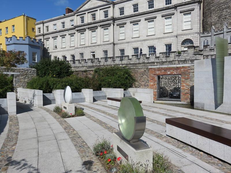 012 - Dublin - Garda-Memorial-Garden