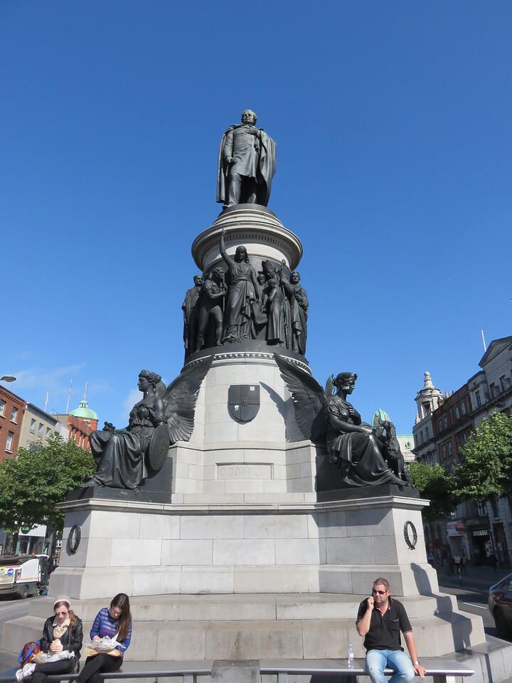 005 - Dublin - Oconnell-Street-Monument