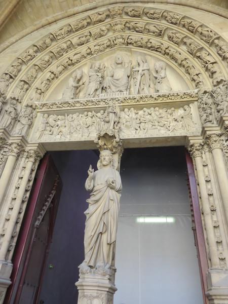 495 - Sainte-Chapelle - Upstairs-Entrance