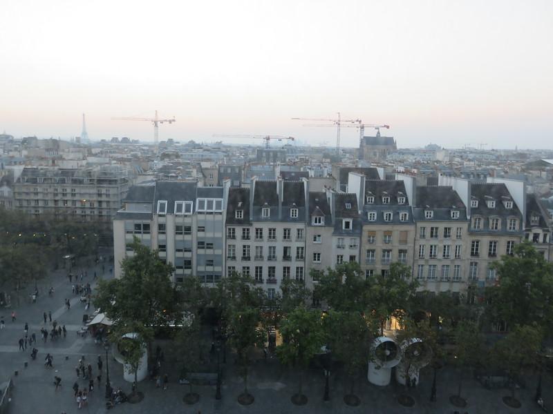 530 - Paris - View-From-Pompidou-Center