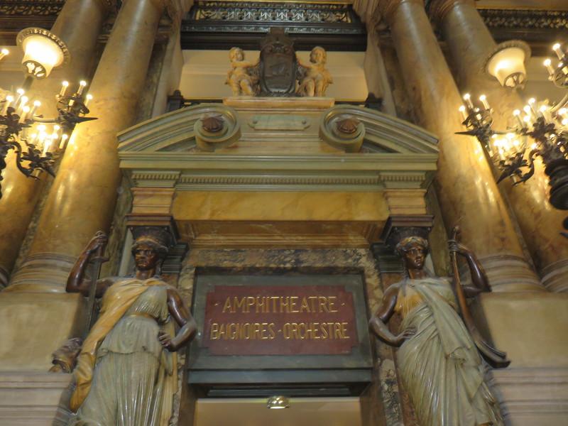 511 - Palais-Garnier - Orchestra-Entrance