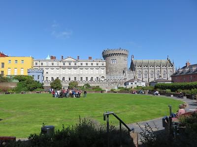 014 - Dublin - Dublin-Castle-Gardens-2