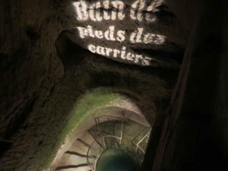 468 - Paris-Catacombs - Quarrymans-Footbath